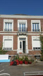 Menuiseries maison de maître Inorbat Hazebrouck