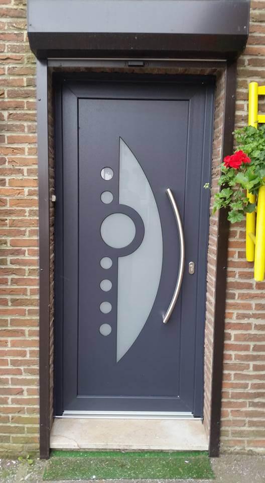 Porte d'entrée Inorbat Hazebrouck