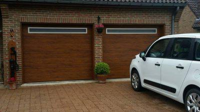 Porte de garage Inorbat Hazebrouck